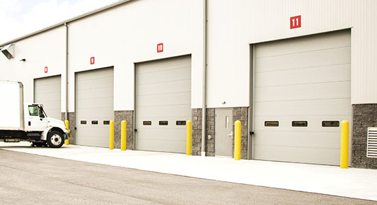Industrial And Commercial Overhead Doors Garage Doors